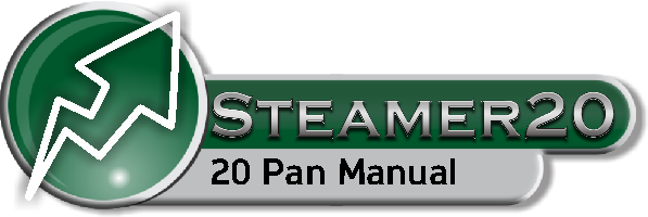 20 pan industrial oven