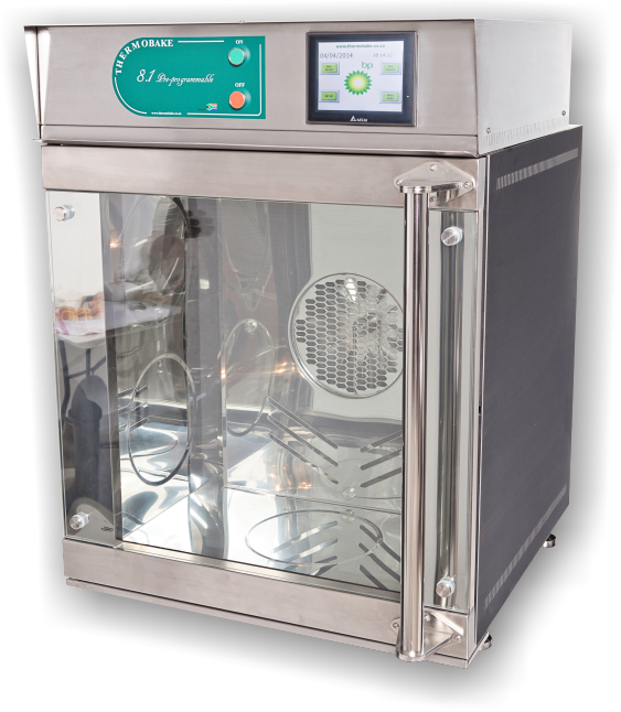 Chefs Choice programmable industrial oven 2